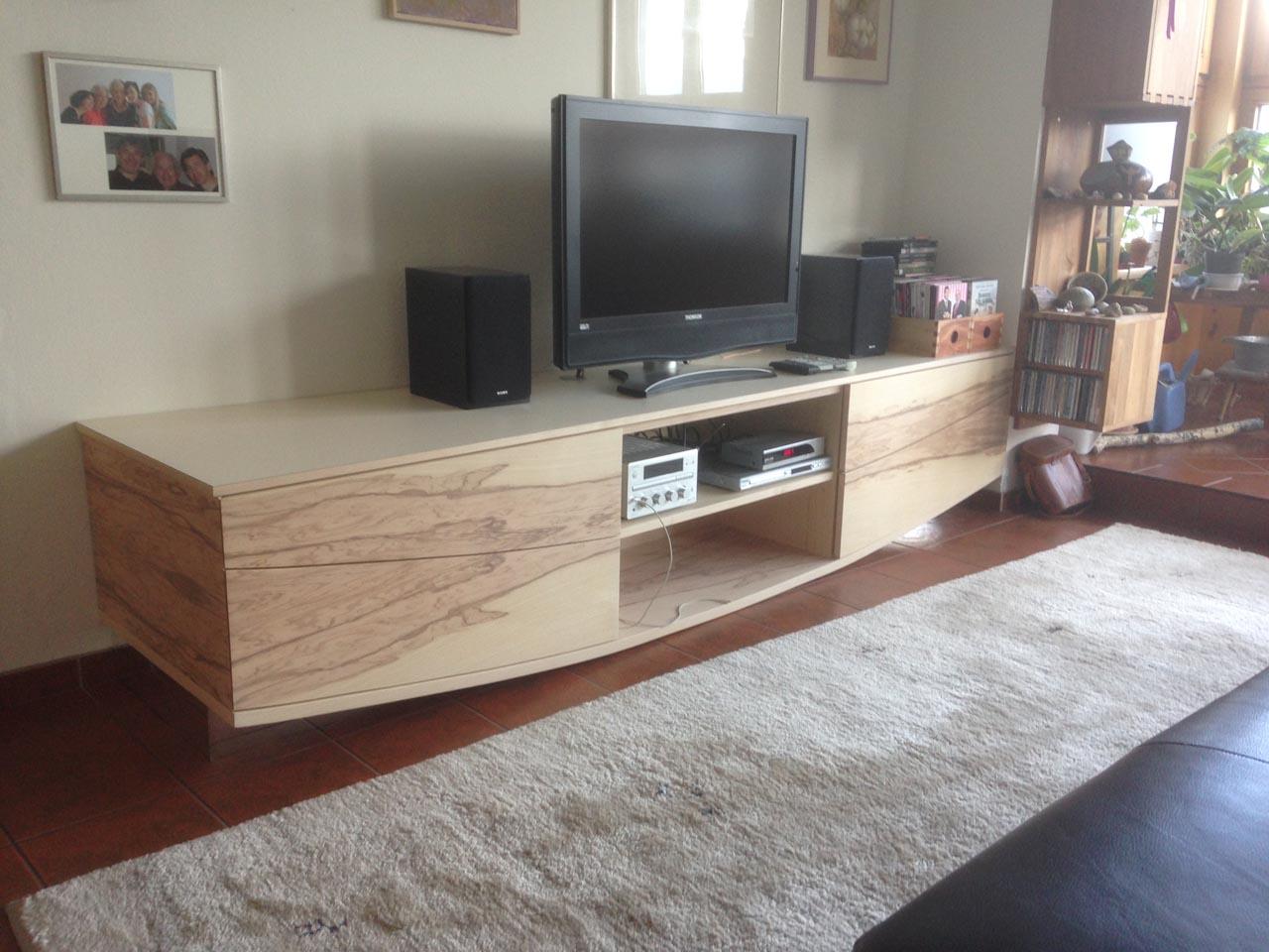 design fernsehm bel lifestyle tischlerei thomas w tzer. Black Bedroom Furniture Sets. Home Design Ideas
