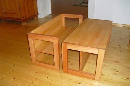 Möbel für Freispiel-Spielgruppe in Breitenwang/Reutte